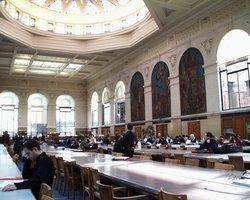 bibliothèque Toulouse
