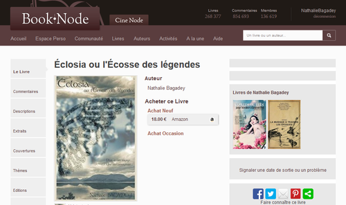 Booknode Eclosia