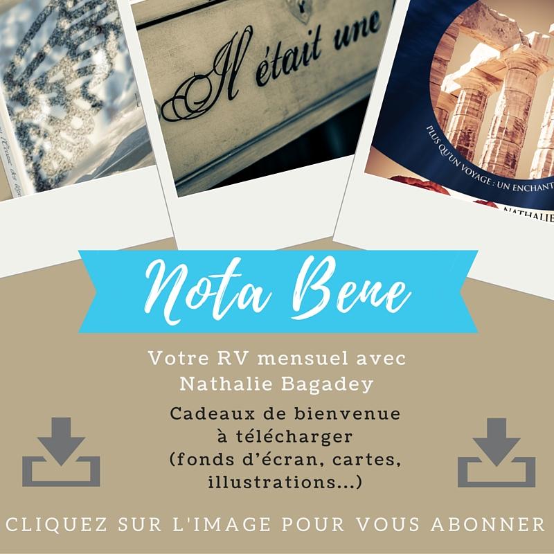 formulaire d'inscription à Nota Bene : http://eepurl.com/bkNaz5