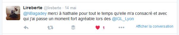 Tweet Gaetan