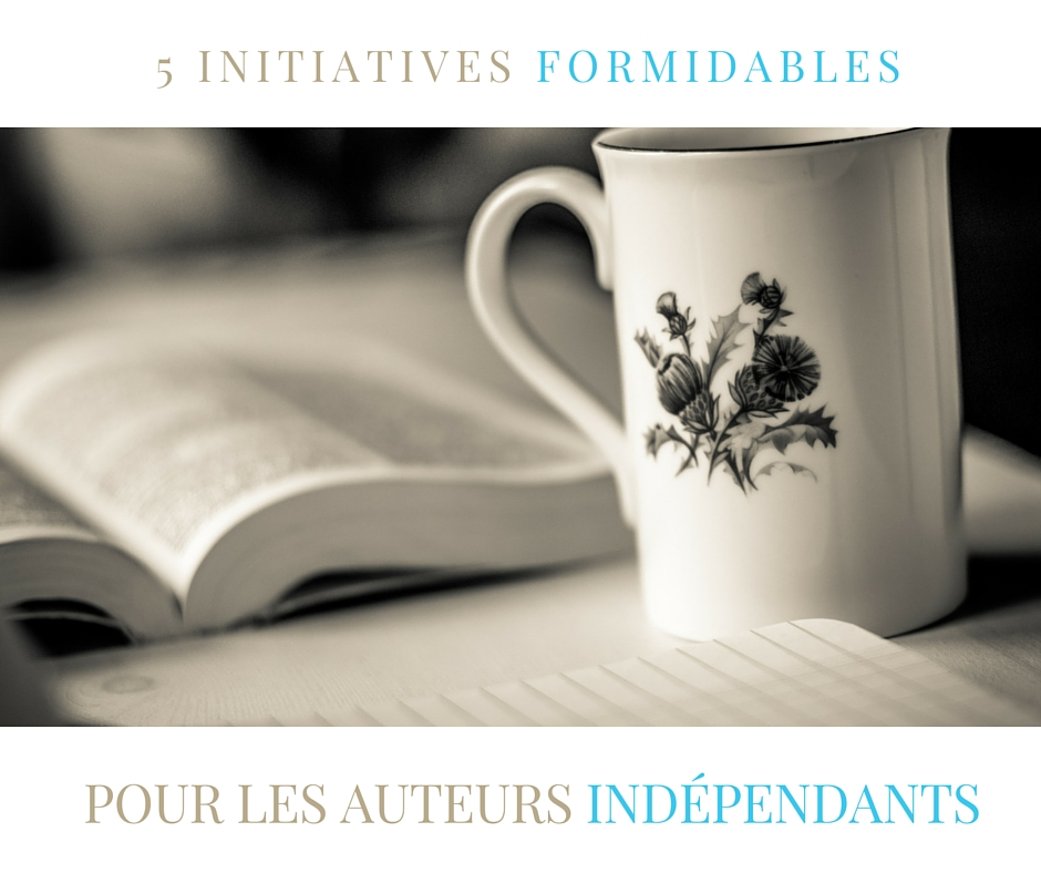 initiatives pour auteurs indépendants suite