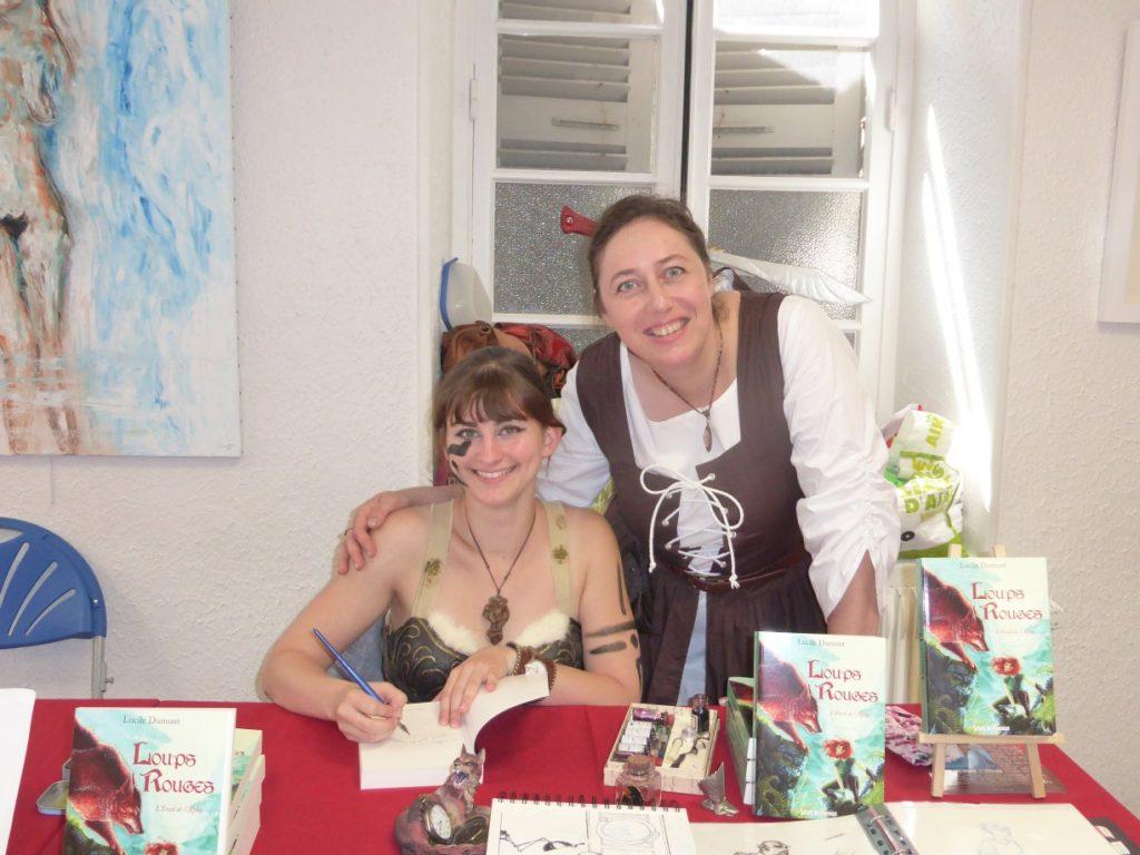compte-rendu Festimaginaires - Lucile Dumont et Nathalie Bagadey