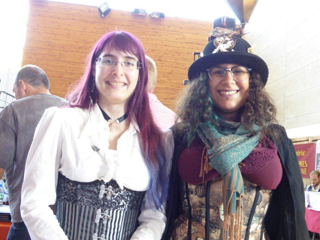 Aventuriales 2016 côté visiteur - costumes