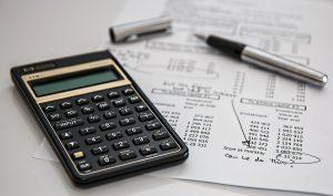 contrats d'édition - comptes