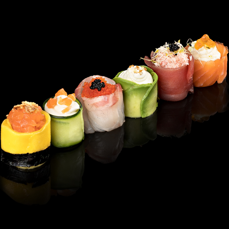 Peyrolles en Provence 2017 - sushis