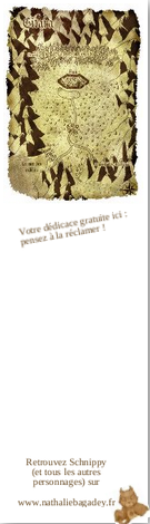 Salon Fantastique Paris 2 - marque page Citara