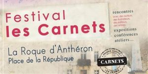 Les Carnets 2017 première partie - bandeau