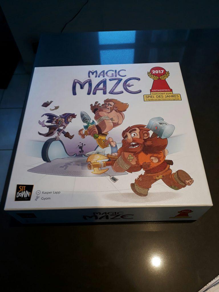 OctoGônes 2017 - Magic Maze