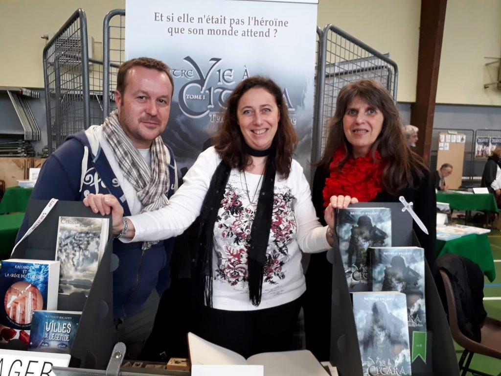 Montredon Labessonnié - Fabrice Guiterrez Nathalie Bagadey Catherine Rèfre