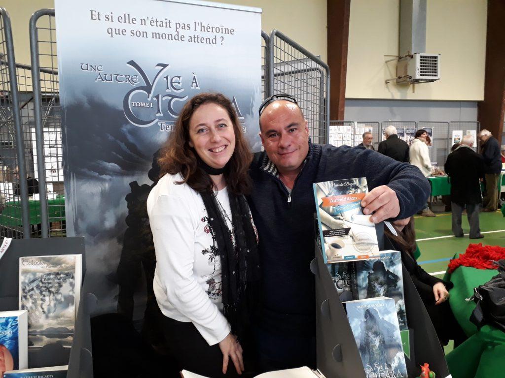 Montredon Labessonnié - avec Jean-Frédéric