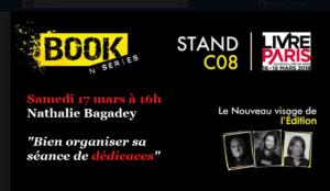 Agenda Bagadey Livre Paris 2018