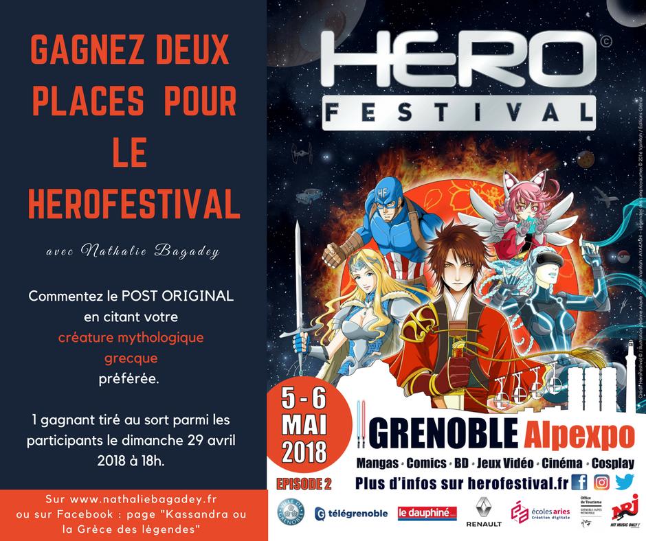 Concours HeroFestival 2