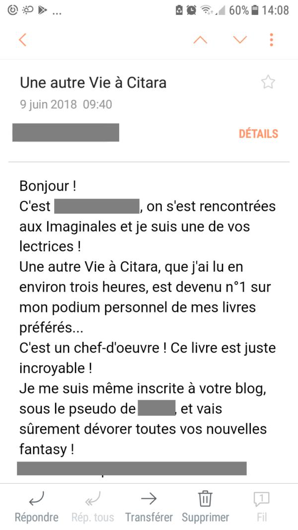 Imaginales 2018