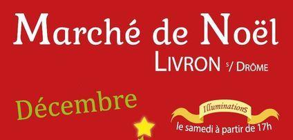 agenda Bagadey Marché Noël Livron sur Drôme