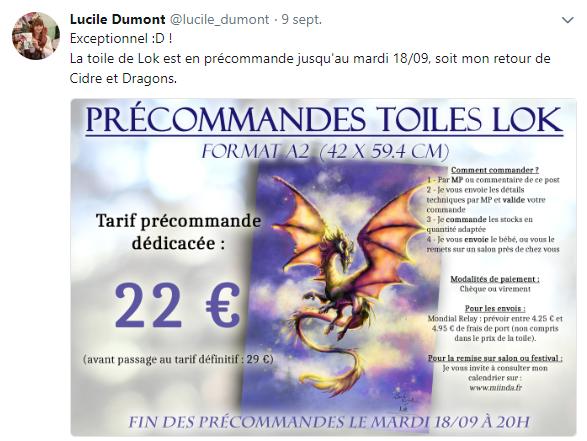 Lucile Dumont Citara