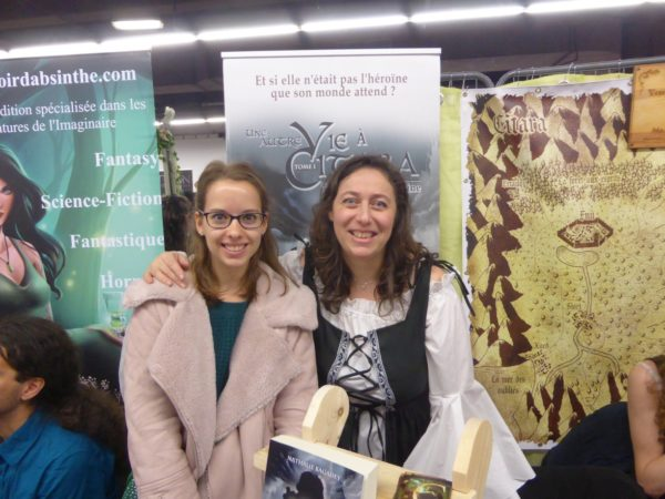 Salon Fantastique 2018