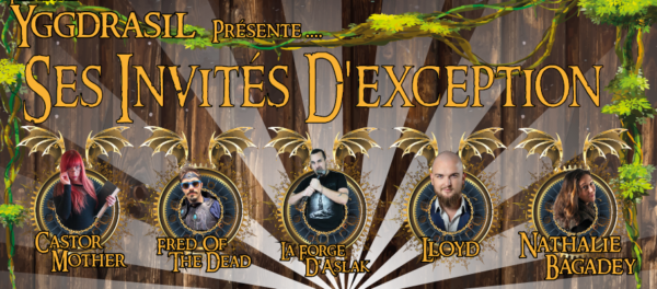 Yggdrasil Indoor - affiche invités