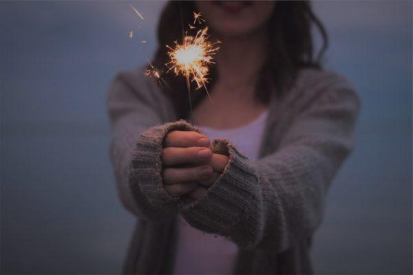 Réenchanter le monde - sparkler